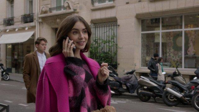 Эмили в Париже 9 серия