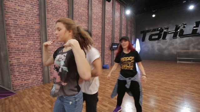 Танцы 2 сезон 14 серия