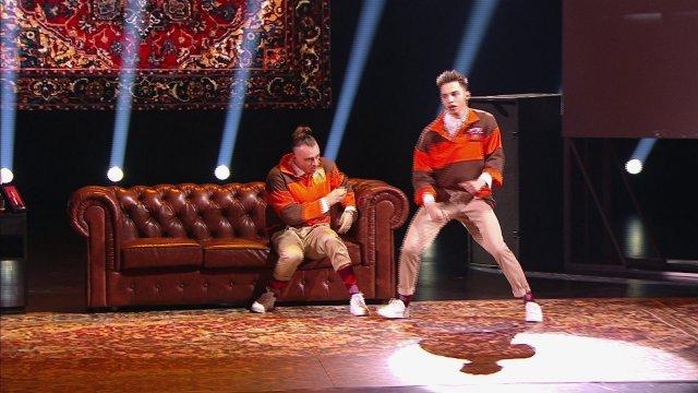 Танцы 5 сезон 19 серия