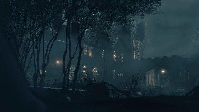 Призраки дома на холме 1 серия