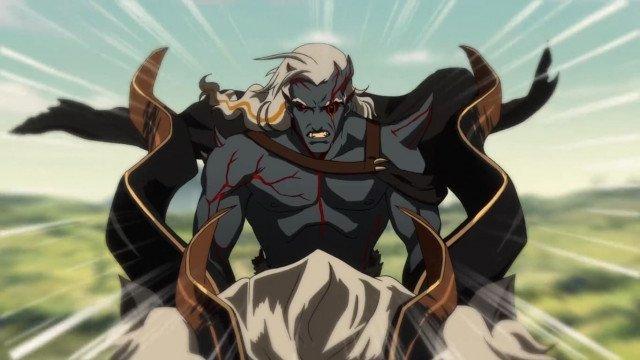 Кровь Зевса 7 серия