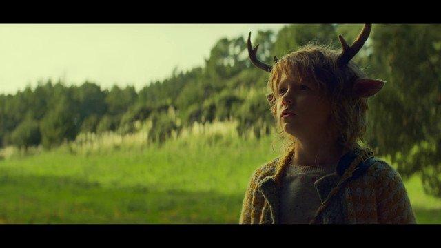 Мальчик с оленьими рогами 1 серия