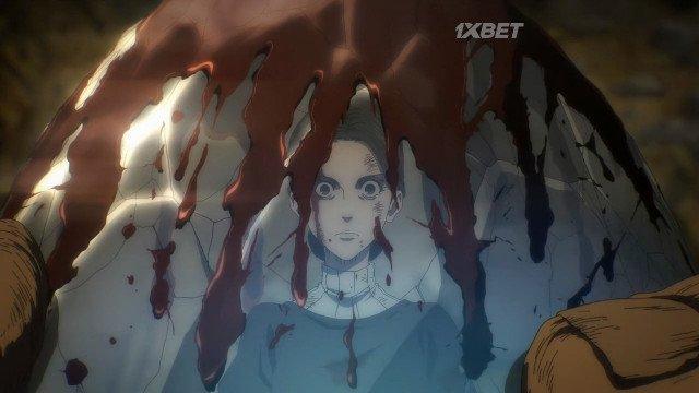 Атака титанов 4 сезон 7 серия