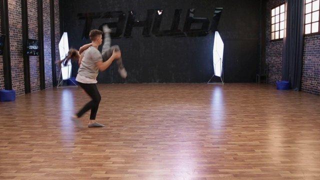 Танцы 1 сезон 12 серия