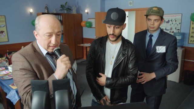 ЧОП 2 сезон 15 серия