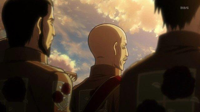 Атака титанов 1 сезон 12 серия
