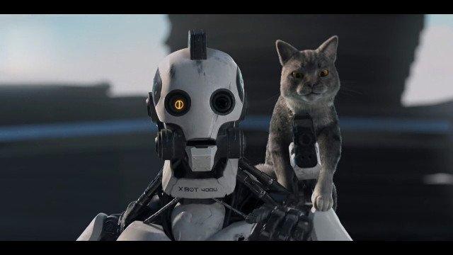 Любовь, смерть и роботы 2 серия