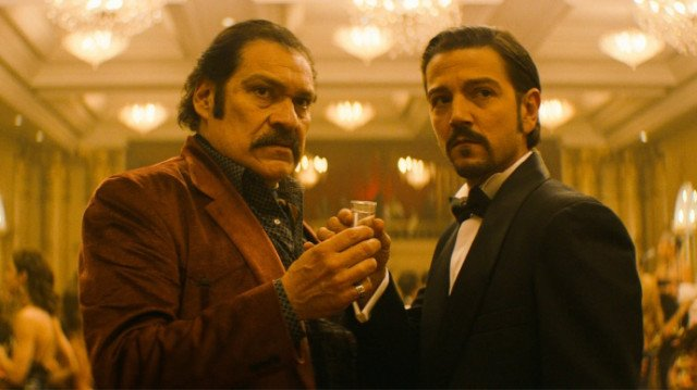 Нарко: Мексика 1 сезон 3 серия