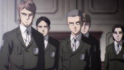 Атака титанов 4 сезон 12 серия