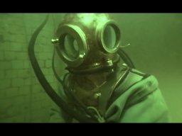 EXперименты. Подводные работы