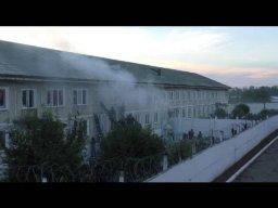 Штурм ИК во время бунта в Хакасии